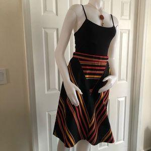 Vintage Handmade Stripe Skirt 4
